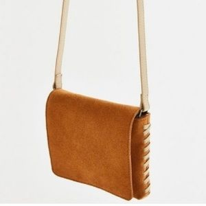 Urban Outfitters NEW whipstitch cross body bag
